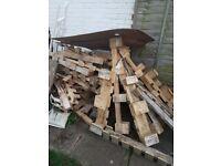 free pallet wood fire wood