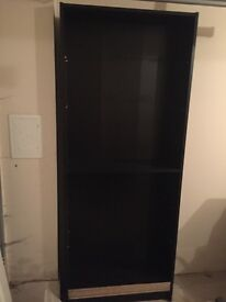 IKEA bookcase for sale dark brown