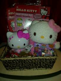 Hello kitty hamper gift