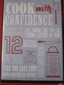 """Cook with Confidence"" w/DVD, brand new:REDUCED Kitchener / Waterloo Kitchener Area image 2"