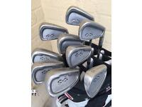 Snake Eyes golf clubs USA brand