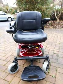 Rascal 321 small lightweight mobility chair
