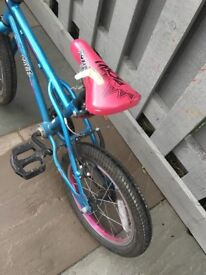 Girls Bike Age 6-8