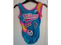 "Milano Gymnastics Leotard size 26"""