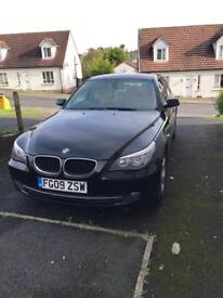BMW 520D LCI Business edition+PRO SAT NAV,FULL LEATHER,6 SPEED