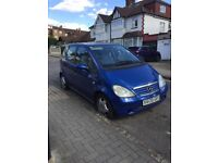 Automatic Mercedes A140 5 door Hatchback For Sale