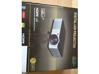 Digital LED High Definition Projector