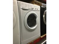 INDESIT 6/4KG WASHER DRYER WHITE RECONDITIONED
