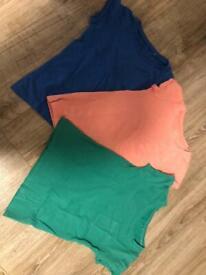Next set of 3x t-shirts size 10 years