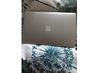 MacBook Air 2017 larger Hard drive + Processor provided by apple.