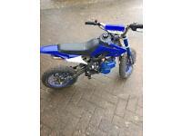 Child's 50cc dirtbike