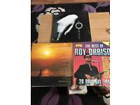 3 Roy Orbison vinyl LPs