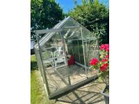6ftx8ft Green house