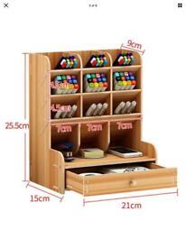 Brand New desk storage unit