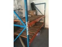 Raking Bay Industrial Warehouse Style Garage Racking Extra Strong