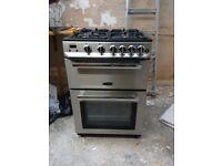 Rangemaster Professional Gas Cooker
