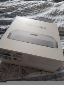 Mac mini 8gb RAM 1tb hard drive. With wired apple mouse and keyboard