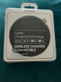 Samsung QI Wireless Charging Convertible Fast Charger for Galaxy S9 S9+ S8 S8+ Note 8