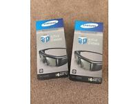 Pair of Samsung 3D Active Glasses