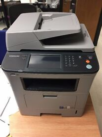 Used SAMSUNG SCX-5835NX Printer/Scanner in excellent condition