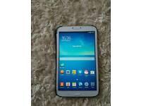 Samsung tab 3.8