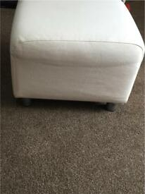 Ikea foot stool