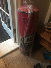 Brand new hanging punching bag