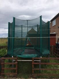 Trampoline free SOLD