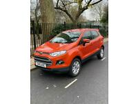 2015 Ford Ecosport Zetec - ideal family car