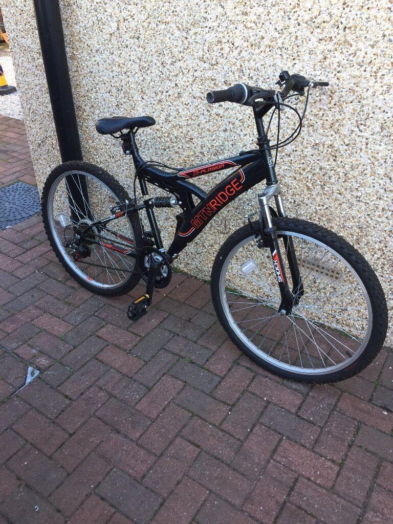 Mtn Ridge X Plosion Bike In Whitburn West Lothian Gumtree