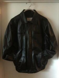 Mens Size Medium Retreat Leather Jacket