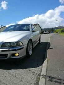 2002 E39 BMW 530D Msport