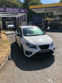 Seat Ibiza 1.6 CR tdi sport stage 1 remap