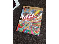 Mika- Life in cartoon motion piano song book