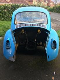 1974 VW Beetle project