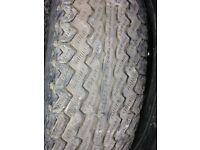 165 R 15 Dunlop tyre