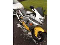 Yamaha thundercat yzf600