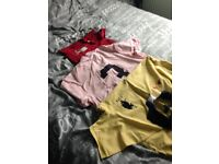X3 USPA polo shirt