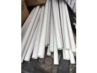 37 lengths 22mm 10 lengths 28mm big bag of fittings