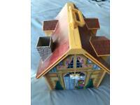 Playmobile portable house