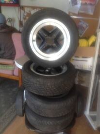 "4 12""mini wheel 4x100 read add"