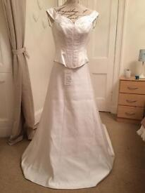Designer wedding dress - beautiful