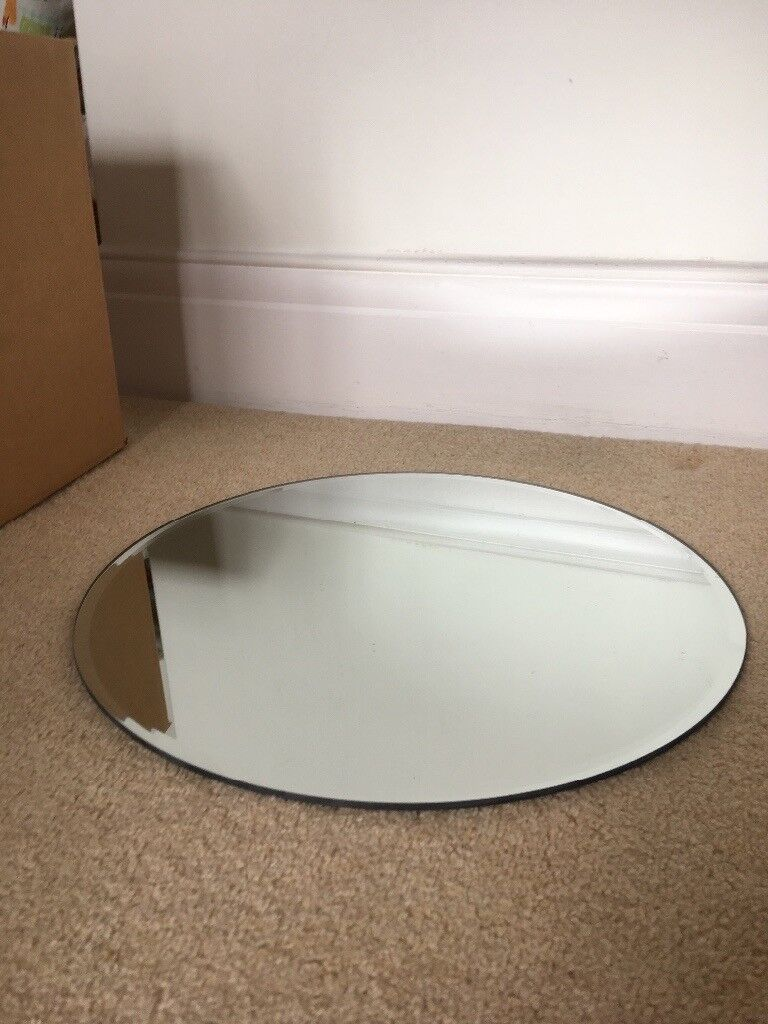 7 X 40cm Mirror Plates Wedding Decorations In Newcastle Tyne And