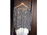 Joules top size 18
