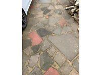 Crazy paving slabs FREE!!