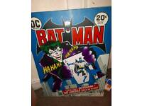 DC Comics Batman The Joker Is Back In Town Canvas, 60 x 80 cm ashfield £10 used