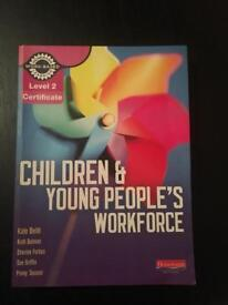 Children &young people's workforce lvl2