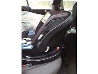 Baby Seat - Mamas & Papas Aton Car Seat & Isofix Base