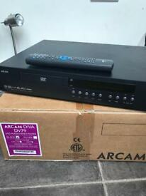 ARCAM DVD player DV79