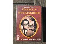 To Kill A Mockingbird DVD